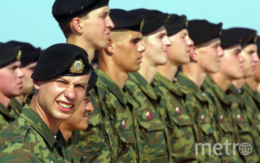Министерство обороны планирует призвать в армию несколько тысяч человек, ранее признанных негодными для службы по состоянию здоровья. Фото Getty