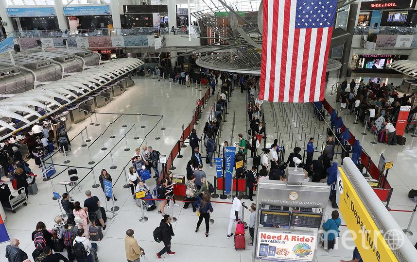 Аэропорт Нью-Йорка (JFK). Фото Getty