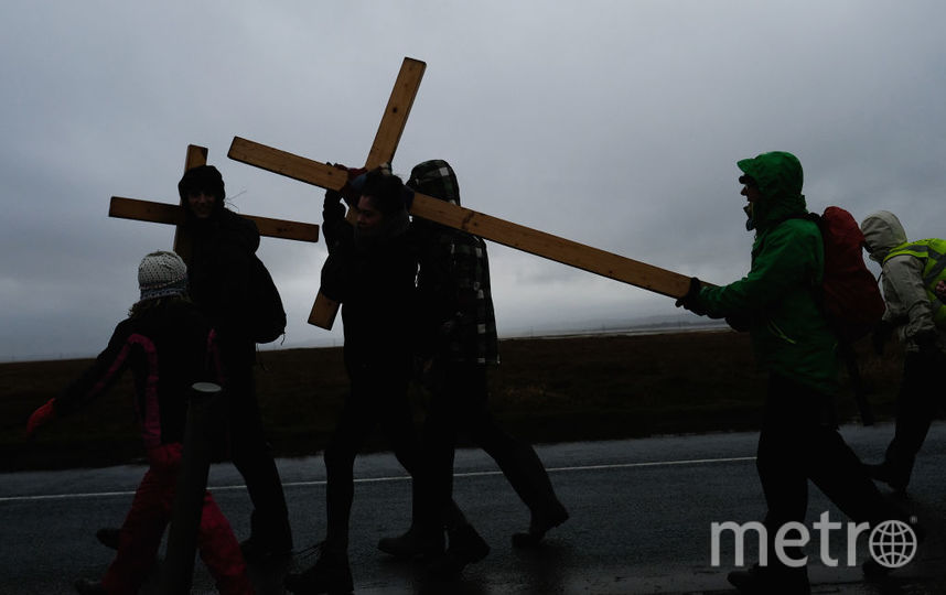 Католики отмечают Пасху: как в мире готовились к этому дню. Фото Getty