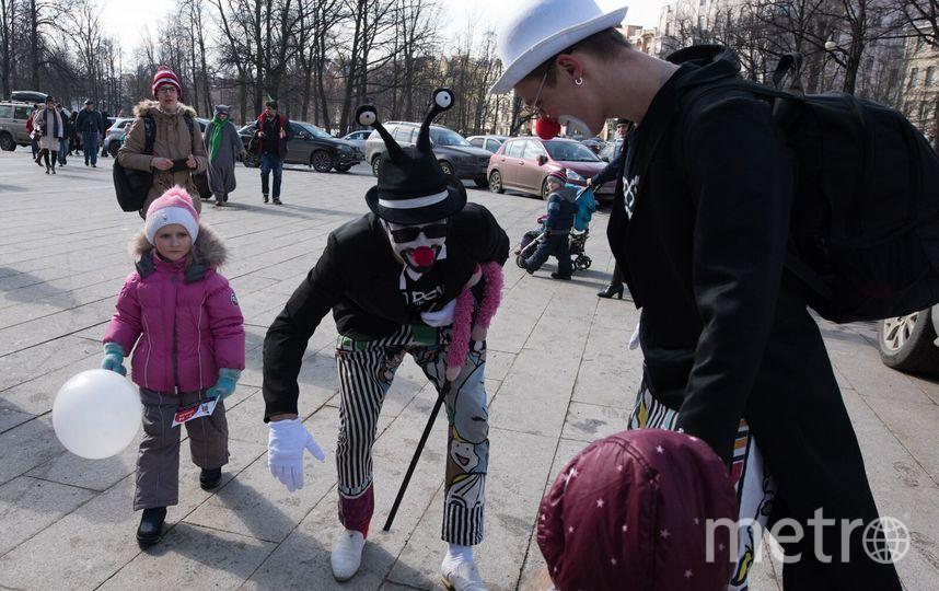 """Смешной фестиваль в Петербурге. Фото Святослав Акимов., """"Metro"""""""