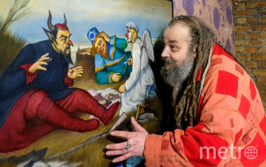 """12 картин будет представлено на выставке """"Русский музей"""" Кирилла Миллера. Фото все - Алена Бобрович., """"Metro"""""""