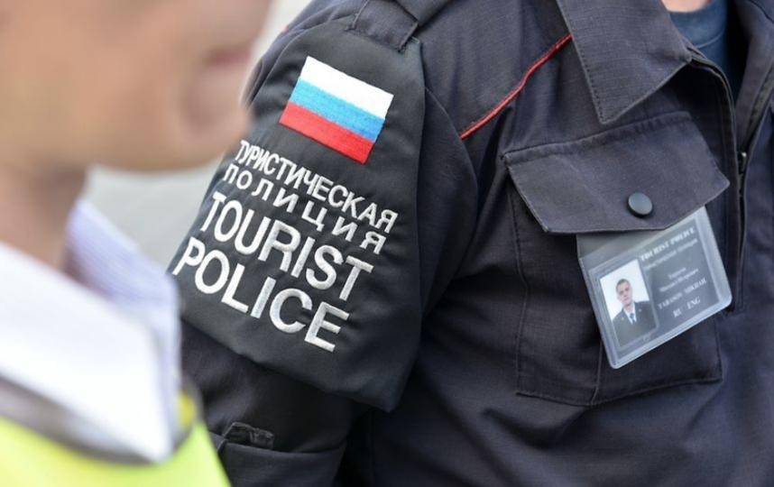 """Туристическая полиция в Москве работает уже с 2014 года. Фото Василий Кузьмиченок, """"Metro"""""""
