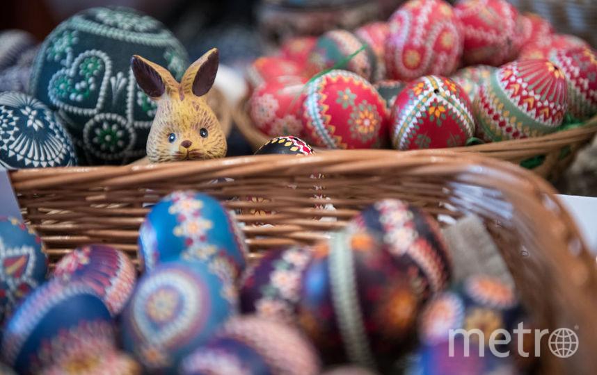 Как выбрать яйца и куличи к Пасхе. Фото Getty