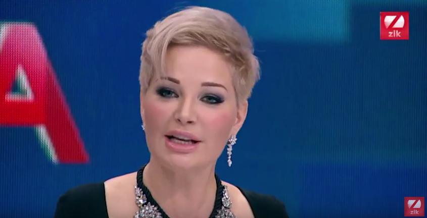 Максакова показала новейшую семью вгосударстве Украина