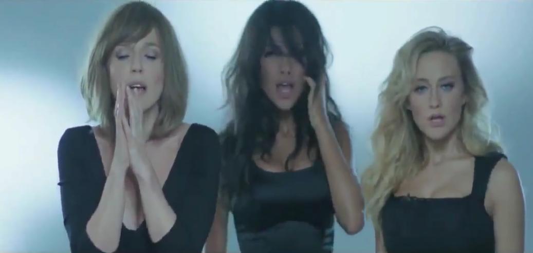 "Ева Бушмина в составе группы ""ВИА Гра"". Фото Скриншот Youtube"