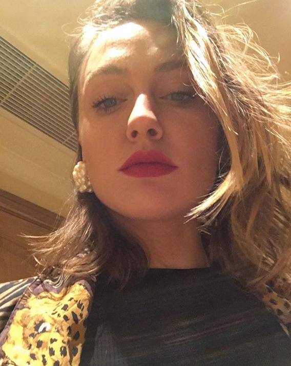 Ева Бушмина. Фото Скриншот Instagram: @layahmusic