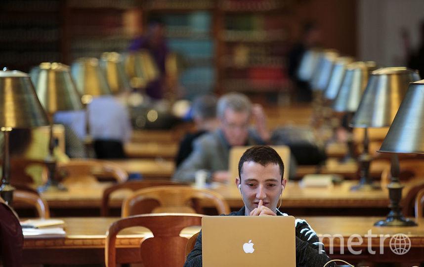 В московских библиотеках могут появиться кофейни. Фото Getty