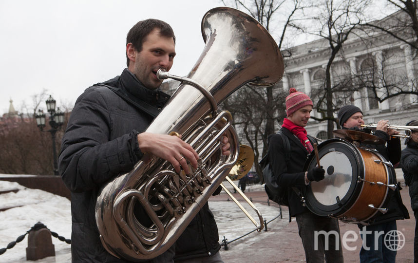 """Уличная акция """"Мы тут рядом"""". Фото Святослав Акимов, """"Metro"""""""