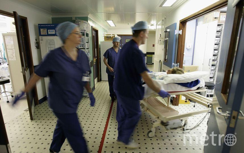 Пациента зарезали в палате московской больницы. Фото Getty