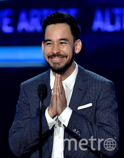 Mike Shinoda. Фото Getty
