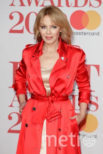 Kylie Minogue. Фото Getty