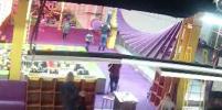 СК опубликовал новое видео начала пожара в кемеровском ТЦ