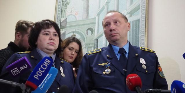 Нина Шмелева и Александр Каверин.