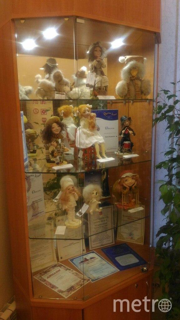 В Петербурге открылась выставка памяти Ирины Медянцевой. Фото из личного архива Юлии Медянцевой.
