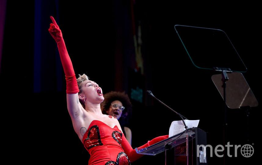 Майли Сайрус. Фото Getty