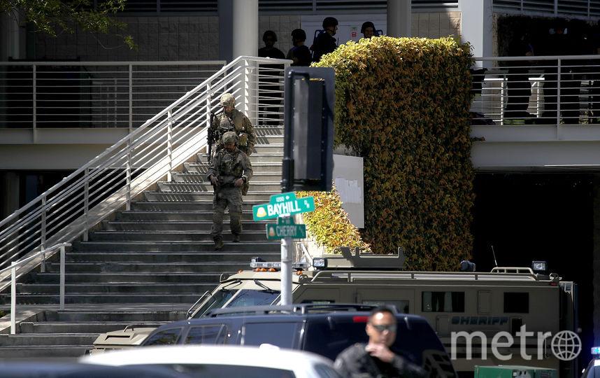Стрельба в офисе YouTube не была терактом. Фото Getty