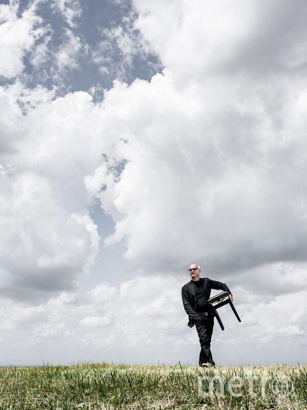 Людовико Эйнауди. Фото пресс-служба «Мельница»