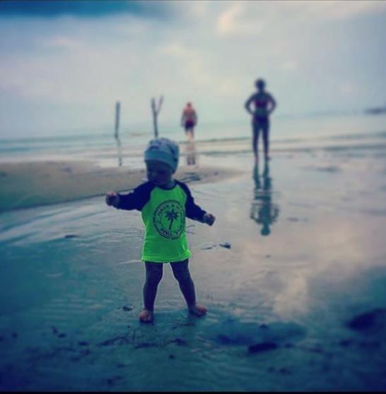 Собчак отдыхает с семьей в Таиланде. Фото https://www.instagram.com/xenia_sobchak/