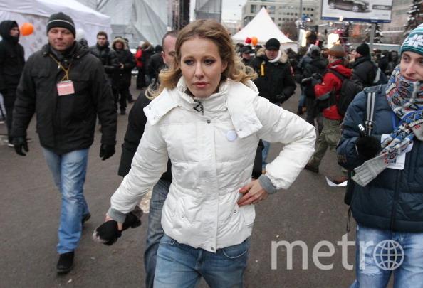 Ксения Собчак. Фото архивные, Getty
