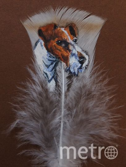 Легкокрылый вернисаж. Фото предоставлено музеем «русский левша»