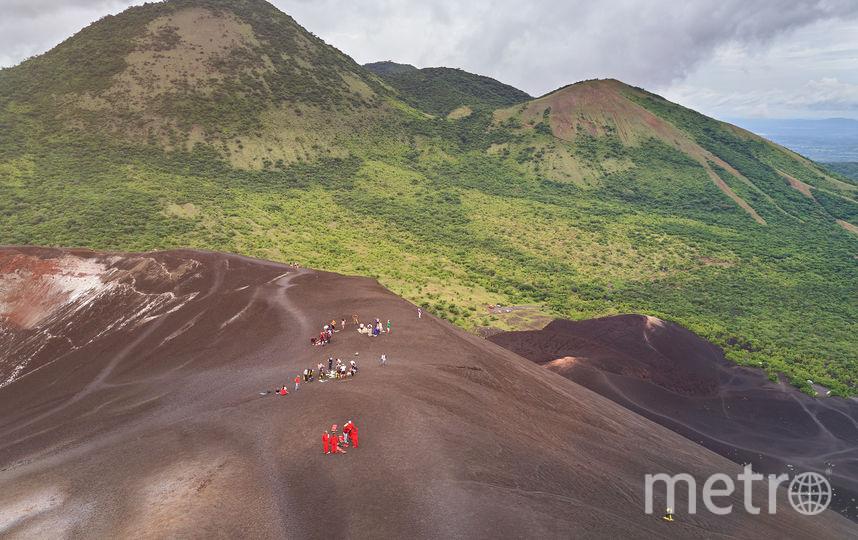 Спуск с вулкана рискует стать незабываемым. Фото ISTOCK