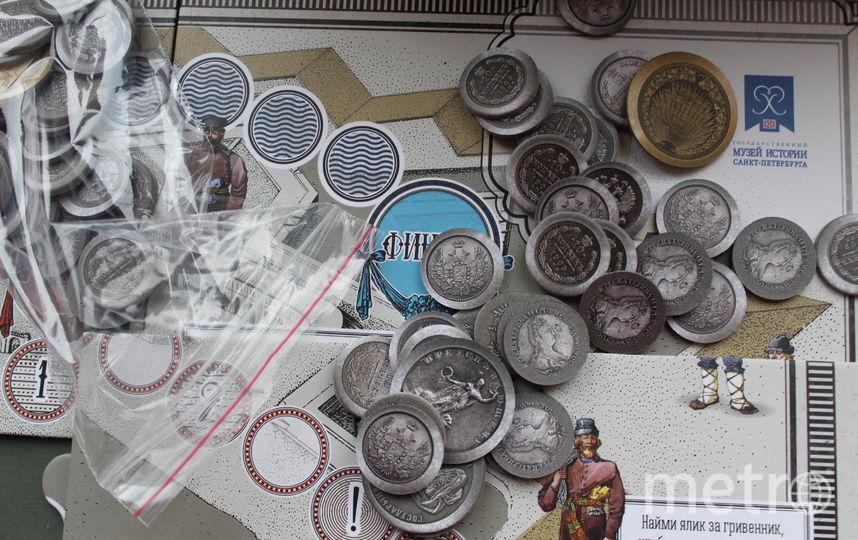 Игра, посвящённая Петропавловской крепости. На создание игры ушёл год. Фото предоставлено Екатериной Васильевой