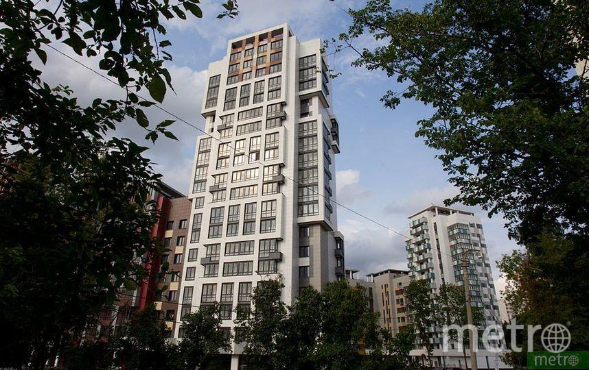 Вторичка в Москве: Названы округа с самым дешевеющим и дорожающим жильём. Фото Василий Кузьмичёнок