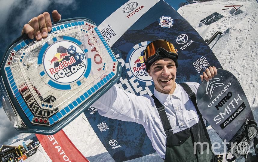 Влад Хадарин, победитель Red Bull Roll The Dice 2018. Фото все - www. redbullcontentpool.com