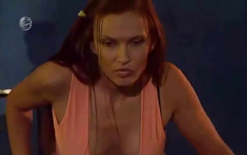 Эвелина Бледанс в молодости. Фото Скриншот Youtube