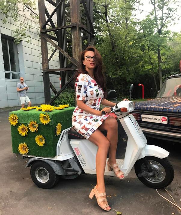 Эвелина Бледанс. Фото Скриншот Instagram: @bledans