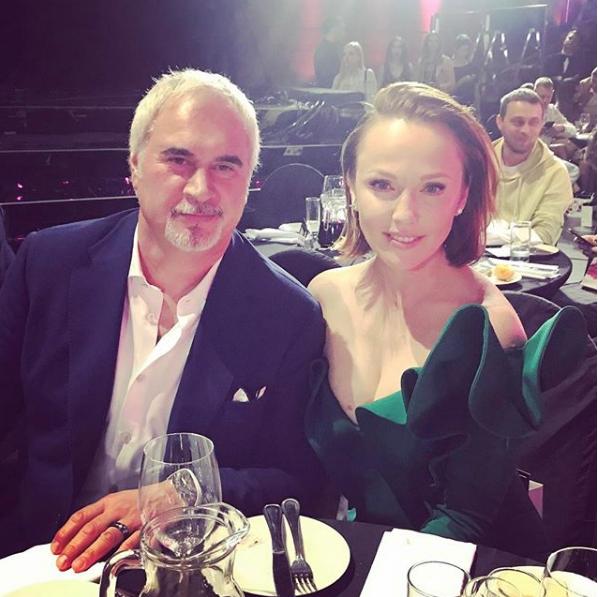 Альбина Джанабаева и Валерий Меладзе. Фото Скриншот Instagram: albinadzhanabaeva