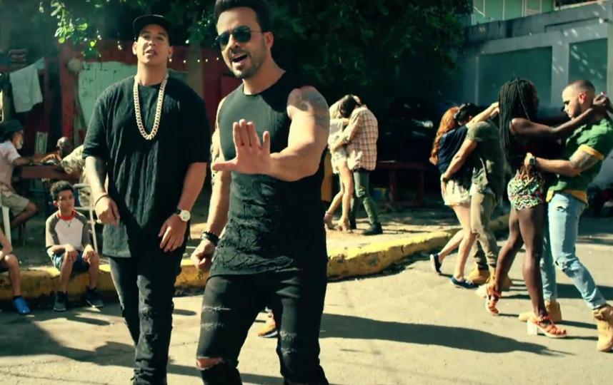 "Клип ""Despacito"" первым набрал 5 млрд просмотров на YouTube. Фото Все - скриншот YouTube"
