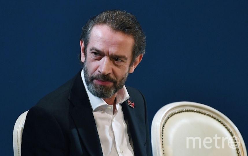 """Новым худруком """"Табакерки"""" стал Владимир Машков. Фото РИА Новости"""