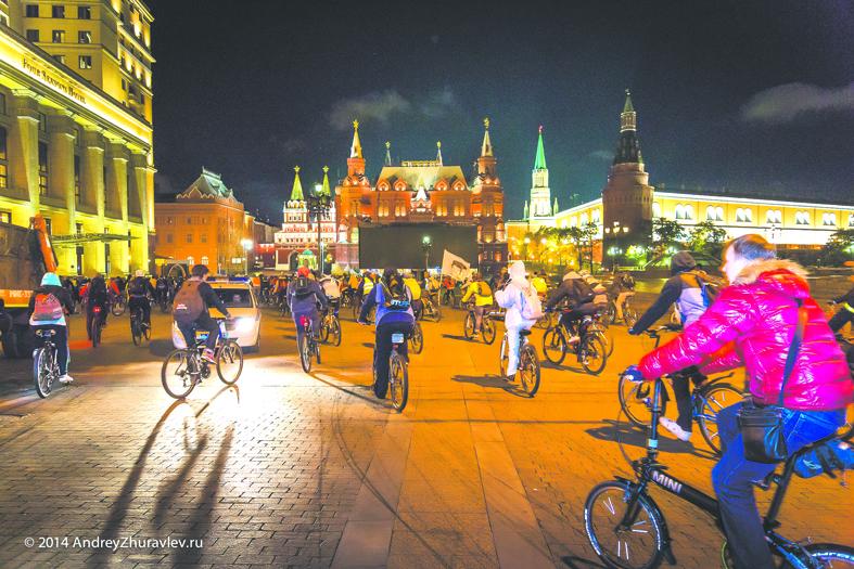Велоночь в музее – 12 городов Земли. Фото Предоставлено организаторами