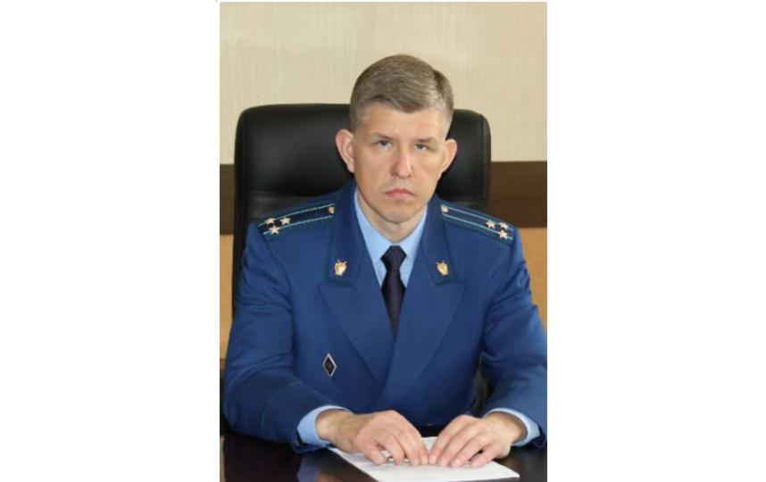 Денис Царев. Фото procspb.ru