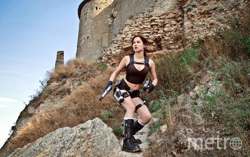Таня Крофт. Фото Alex Beyket