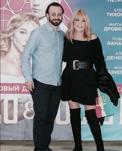 Алла Пугачёва. Фото Скриншот Instagram: alla_orfey
