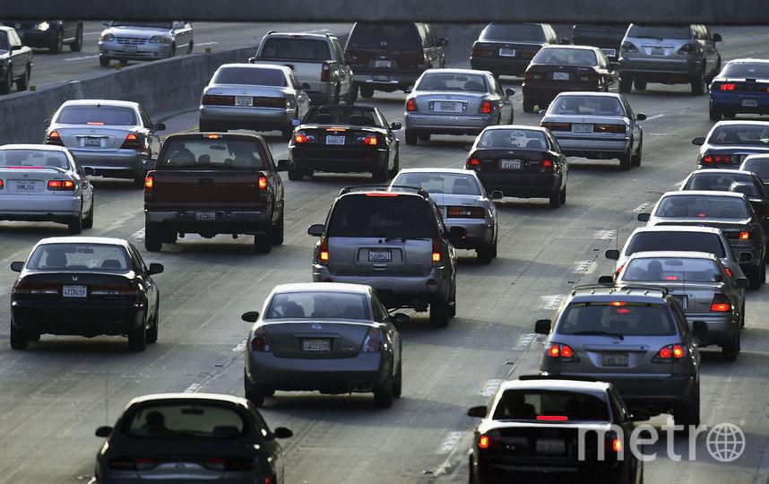 Москвичи проводят в пробках 91 час в год. Фото Getty