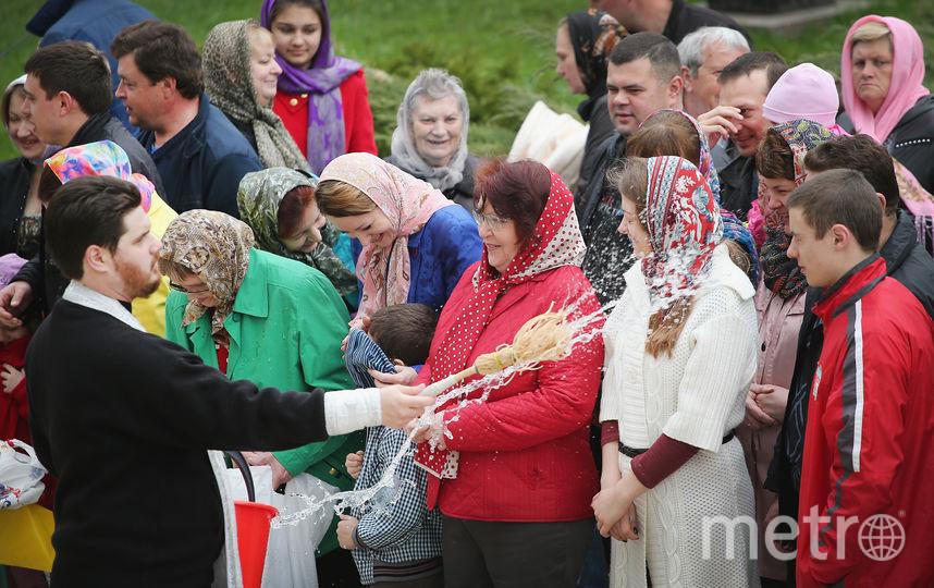 Православные во всем мире отмечают Пасху. Фото Getty