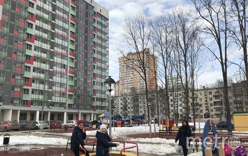 Metro побывало в новостройке на проспекте Вернадского.