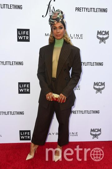 Fashion Los Angeles Awards. Леона Льюис. Фото Getty