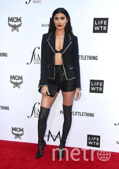 Fashion Los Angeles Awards. Николь Вильямс. Фото Getty