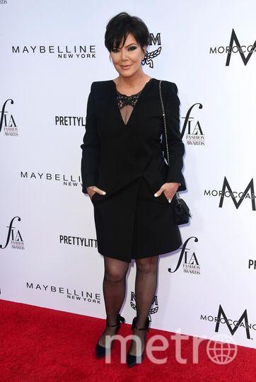 Fashion Los Angeles Awards. Крис Дженнер. Фото Getty