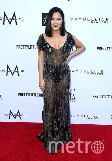 Fashion Los Angeles Awards. Тесса Брукс. Фото Getty
