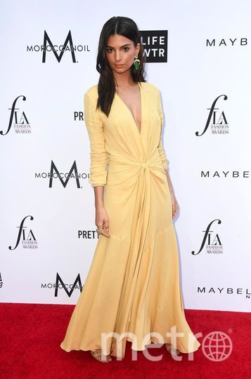 Fashion Los Angeles Awards. Ратаковски. Фото Getty