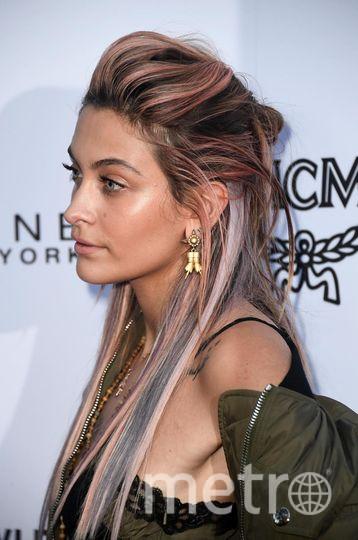 Fashion Los Angeles Awards. Пэрис Джексон. Фото Getty