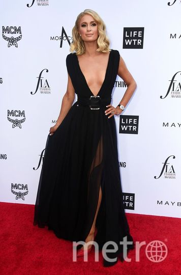 Fashion Los Angeles Awards. Пэрис Хилтон. Фото Getty