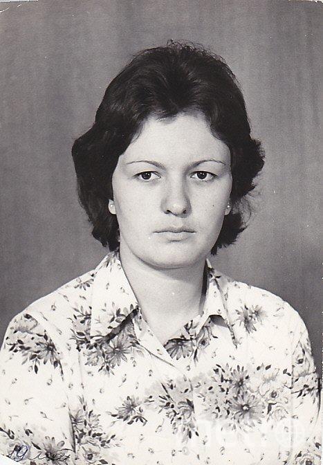 Галина Рябыкина. Фото из личного архива