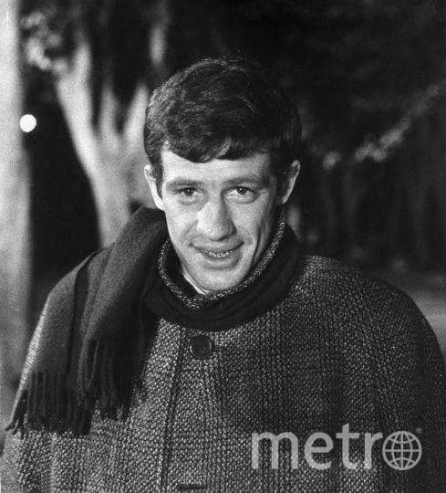 Жан-Поль Бельмондо.1960 год. Фото Getty