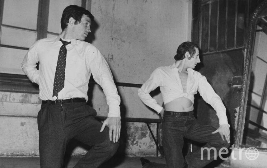 Жан-Поль Бельмондо. 1961 год. Фото Getty